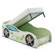 Кровать-машина с подъемным механизмом Браво 10
