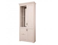 Афродита 10 Шкаф для книг (без карниза)