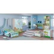 Детская комната Браво-1 (Фисташковый)