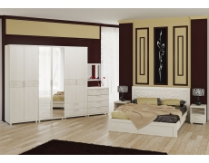Спальня Ирис 6