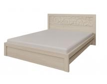 Кровать 160 Ирис-01 бодега