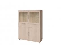 Шкаф комбинированный Ирис-25 бодега