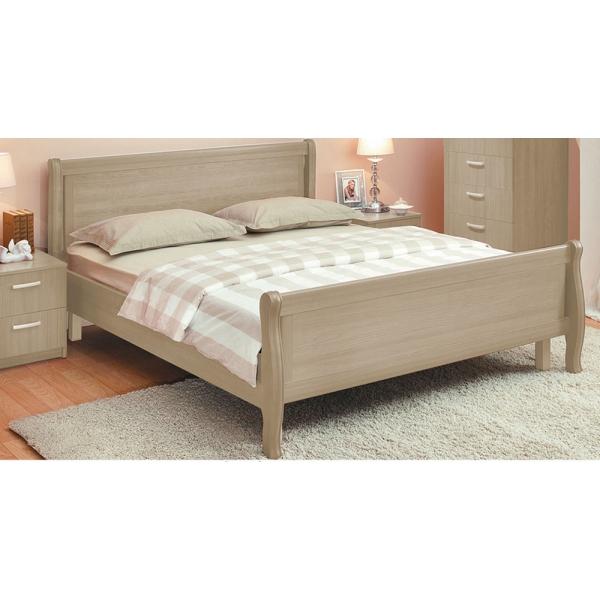Кровать Мелисса Люкс с двумя спинками
