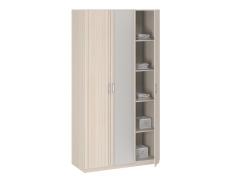 Шкаф 3-х дверный Лотос 8.03 с зеркалом