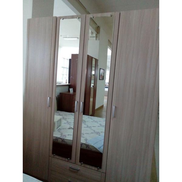 Шкаф 2-х дверный Эко 5.13