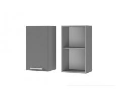 Шкаф настенный 1-дверный 4В1