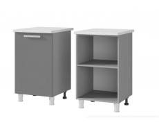Шкаф-стол рабочий 1-дверный 5Р1