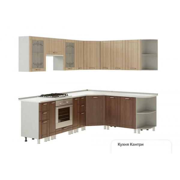 Модульная кухня Кантри-1
