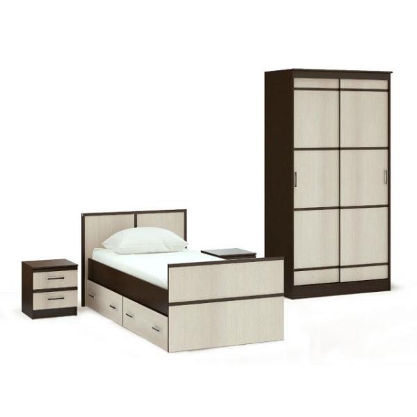 Спальня Сакура Компоновка 4