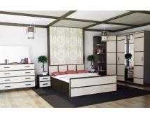 Спальня Сакура Компоновка 2