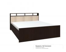 Кровать Саломея БК-1,6