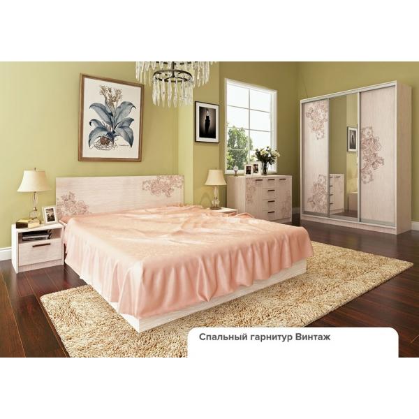Спальня Винтаж