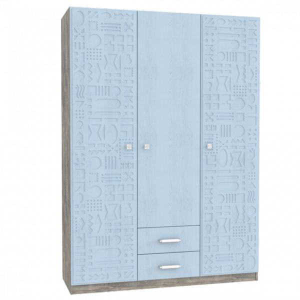Шкаф трехдверный Влада ВЛ-4К