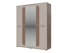 Шкаф распашной Пальмира 4-4820