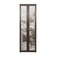 Шкаф 2-х дверный с зеркалом Аргентина-9