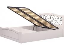 Кровать двойная Лукреция-5 с подъемным механизмом