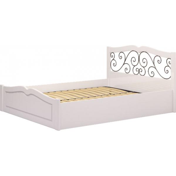 Кровать двойная Лукреция-5 с ортопедическим основанием