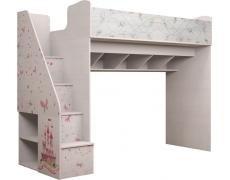 Комплекс универсальный (с лестницей) Принцесса 18