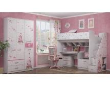 Детская комната Принцесса 1