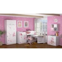 Детская комната Принцесса 4