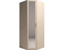 Шкаф угловой Скандинавия-Люкс-5 с зеркалом