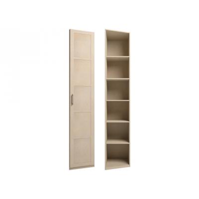 Шкаф для белья скошенный правый Скандинавия-Люкс-7