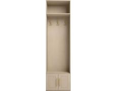Шкаф комбинированный с вешалкой Скандинавия-Люкс-27