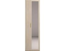 Шкаф для одежды Скандинавия-Люкс-44 с зеркалом