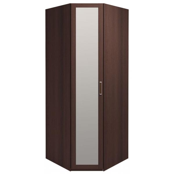 Шкаф угловой Скандинавия-5 с зеркалом