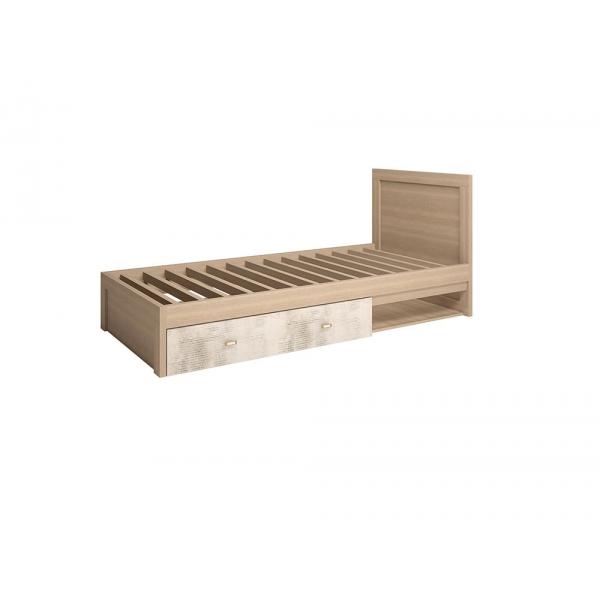 Кровать одинарная на 900 Ультра-5