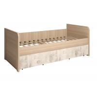 Кровать одинарная с ящиком на 900 Ультра-12