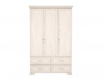 Шкаф для одежды Венеция-1 с ящиками