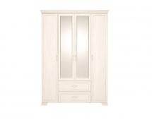 Шкаф для одежды 4-х дв. Венеция-2 с ящиками