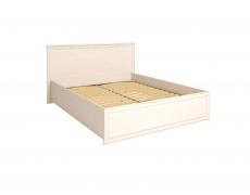 Кровать двойная на 1400 мм Венеция-8 с ортопедом