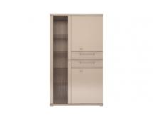 Шкаф комбинированный 2-х дверный Вива-2