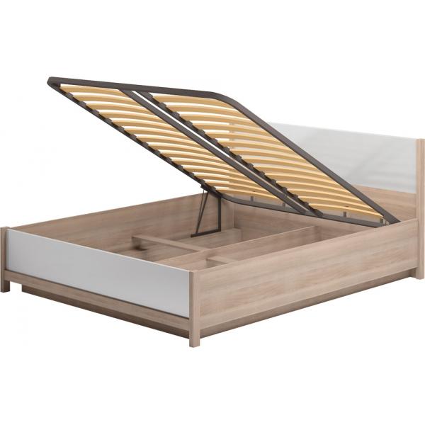 Кровать двойная Вива-5 с подъемным механизмом
