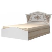 Кровать двойная 140*200 с латами Династия 19