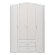 Шкаф для одежды 4-х дверный с ящиками  Виктория-2