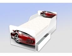 Кровать классика Феррари