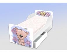 Кровать классика Мишка малышка