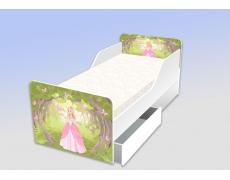 Кровать классика Прекрасная принцесса