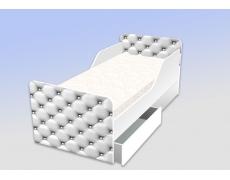 Кровать классика Пуговки