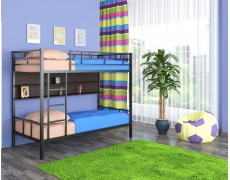 Двухъярусная кровать Ницца+п