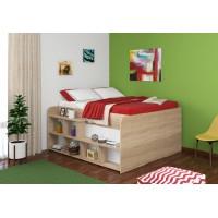Кровать двуспальная Twist UP