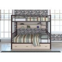 Двухъярусная кровать Валенсия 120+п+я