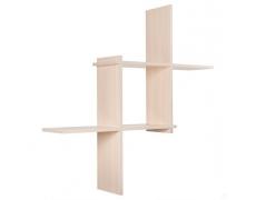 Полка навесная Кубик-3