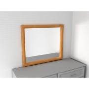 Зеркало 820х700 мм, МДФ
