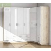 Мерлин-10 Шкаф угловой