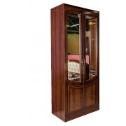 Шкаф для одежды 2-х дверный Нега-7