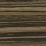 Зебрано темный глянец 1853